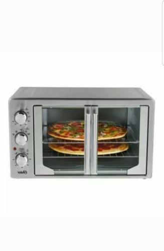 premium digital french door oven with convection
