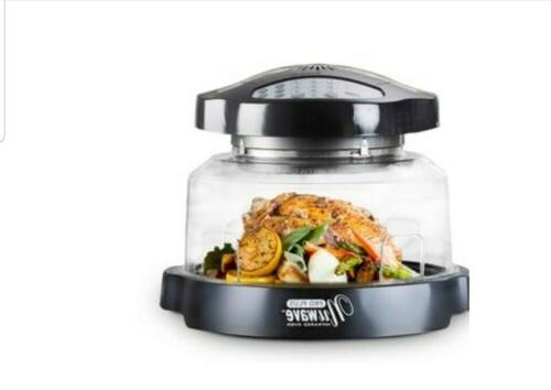 pro plus 20621 convection oven still in