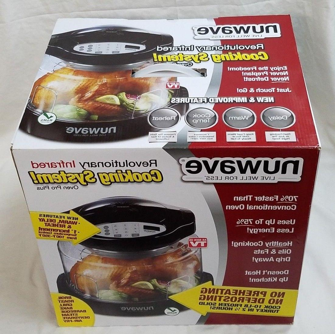 NuWave Plus Convection Oven - -