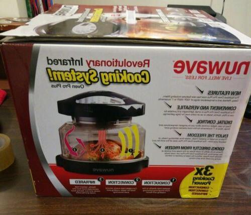 NuWave Plus Countertop Oven NEW