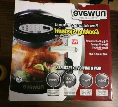 pro plus countertop oven new in box