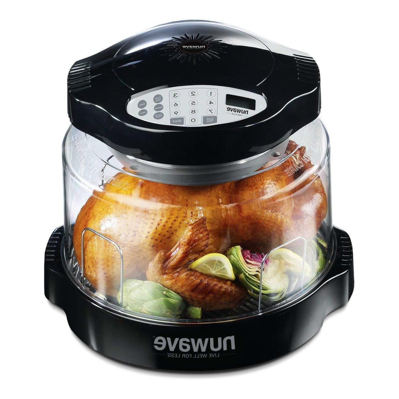 pro plus oven open box