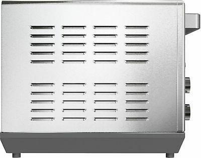 GE Toaster Bake - Stainless