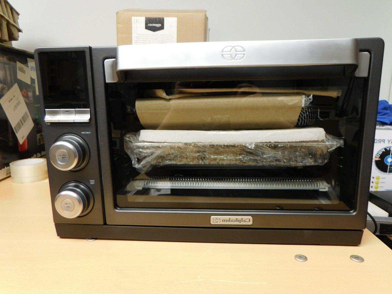quartz heat convection toaster oven brand new