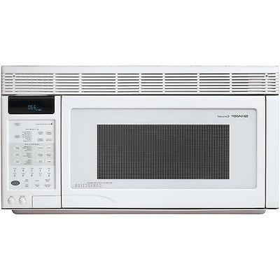 Sharp R-1874 Over Range Microwave Oven