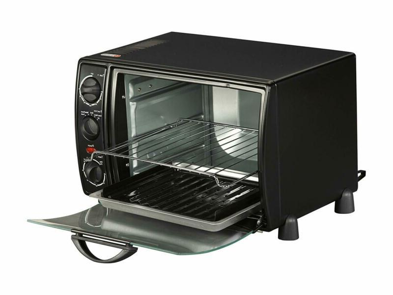 Rosewill RHTO-13001 Toaster Oven with Drip 0.8 ft ,