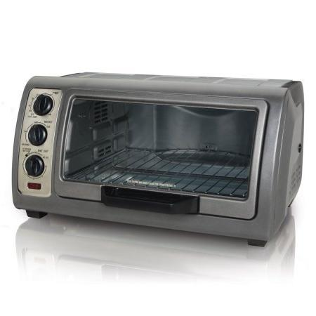 slice easy reach toaster oven