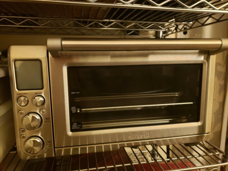 Breville Smart Oven 1800 Watt Convection Toaster Oven