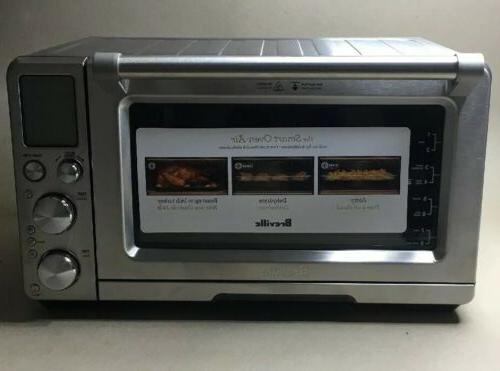 smart oven air bov900 bss convection toaster