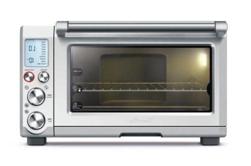 Breville Smart BOV845BSS Convection with Element IQ