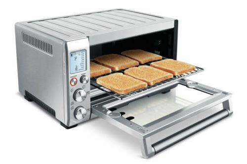 Breville Smart BOV845BSS Toaster Oven with