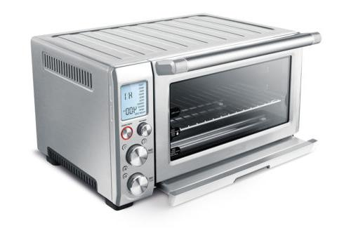Breville Smart Pro BOV845BSS Oven with Element IQ