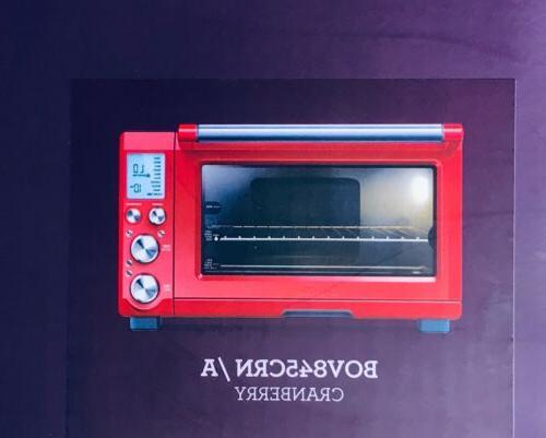 smart oven cranberry bov845crn
