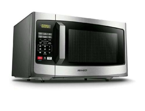Stainless Steel Countertop Microwave Digital