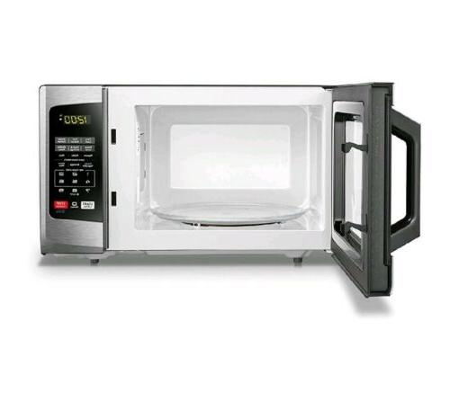 Stainless Steel Oven Digital 0.9 Cu. Ft...