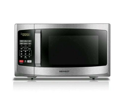 Stainless Steel Digital 0.9 Cu. Ft...