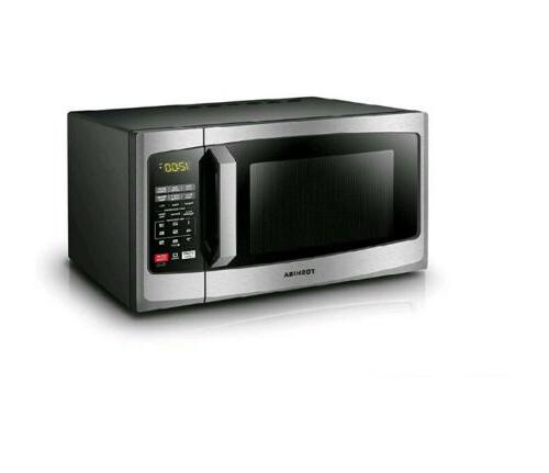Stainless Steel Oven 900 Watt Kitchen Digital 0.9