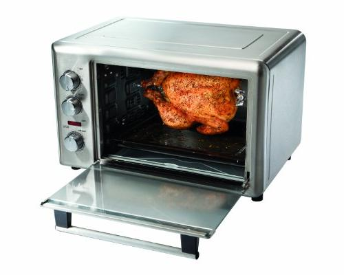 Hamilton Countertop with Convection and Rotisserie