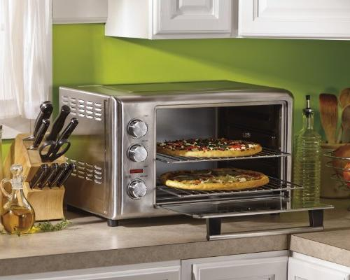 Hamilton Stainless Steel Countertop with Convection and