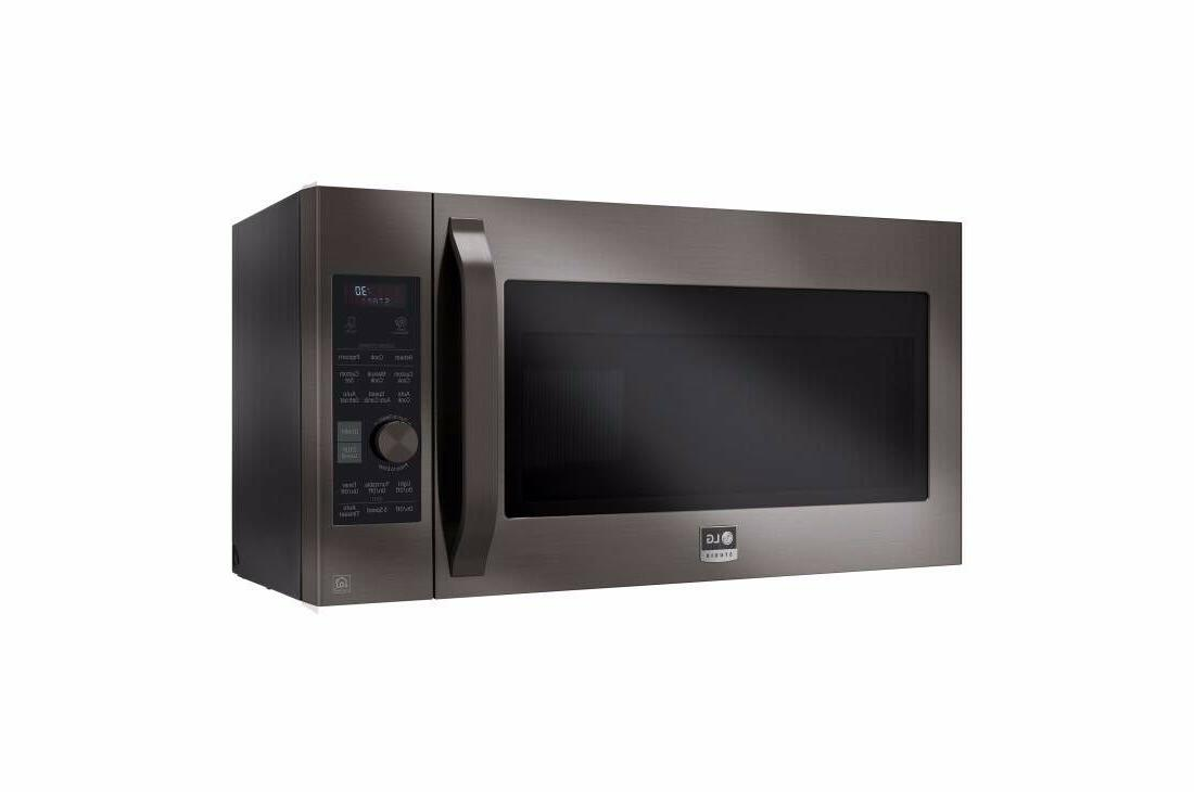LG cu. ft. Over-the- Range Microwave Oven