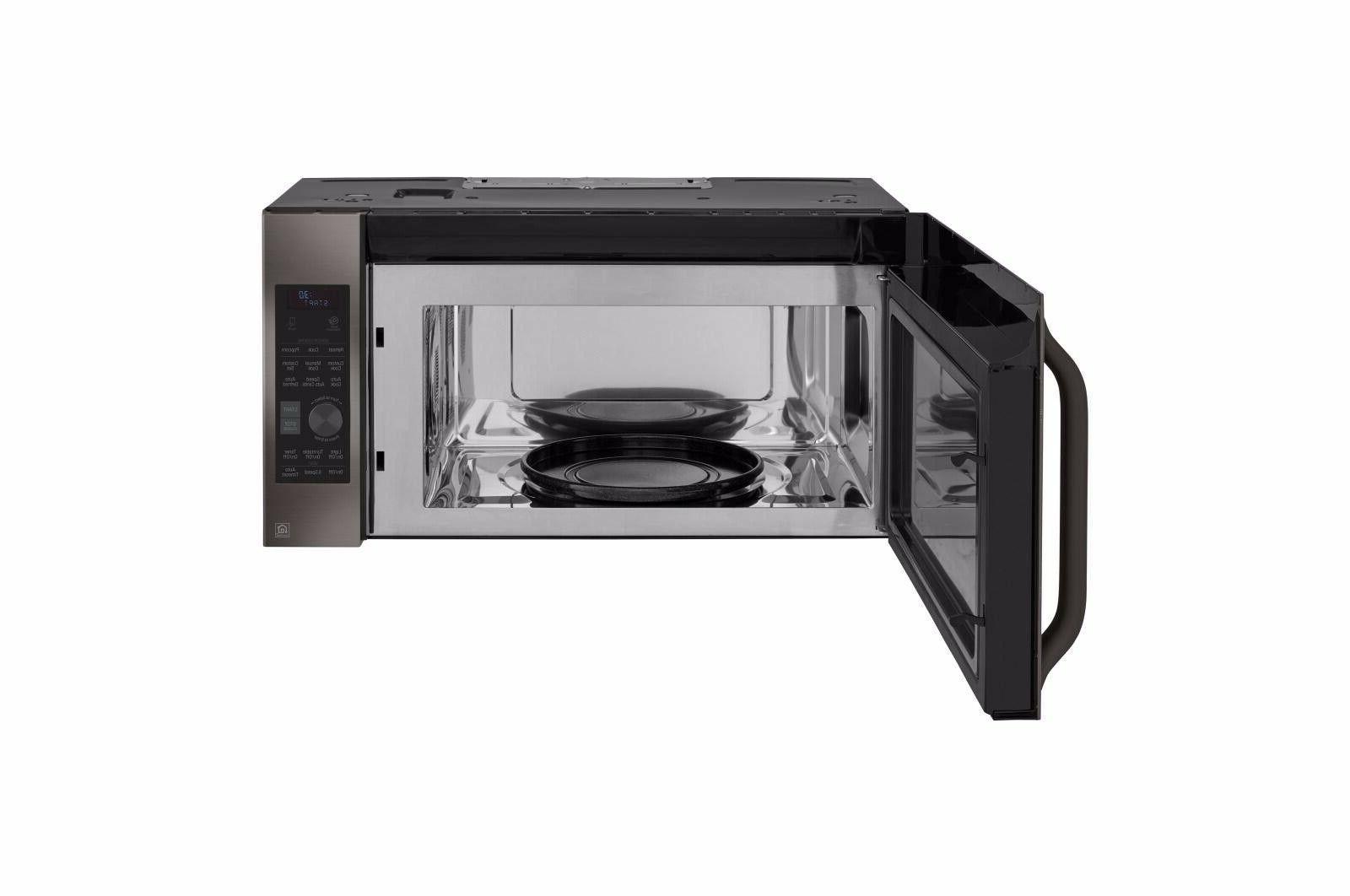 LG ft. Microwave Oven LSMC3089BD
