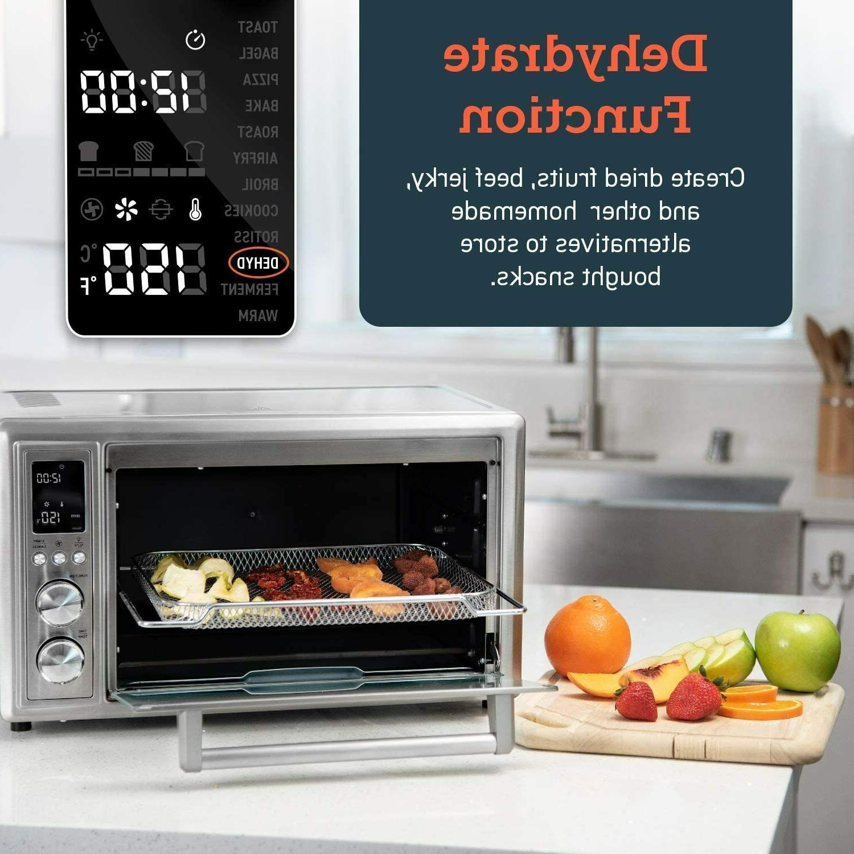 COSORI Fryer Toaster Roaster Rotisserie