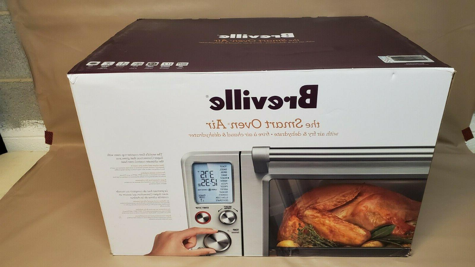 the smart oven air fryer convection toaster