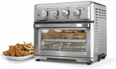 Cuisinart Air Toaster Oven Silver