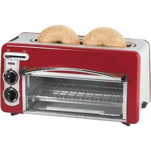 toastation 2 in 1 2 slice toaster