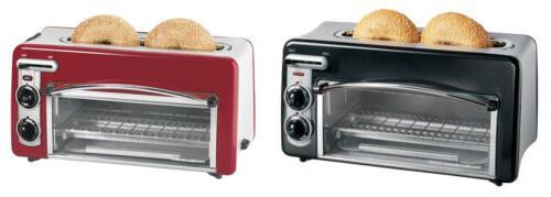 toastation 2 slice toaster and mini ovens