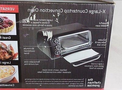 Toaster Oven Countertop Chefman