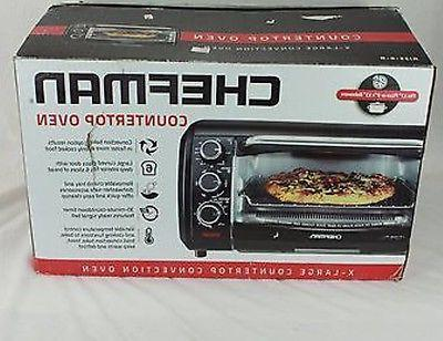 Toaster Convection Countertop X-Large Function Chefman