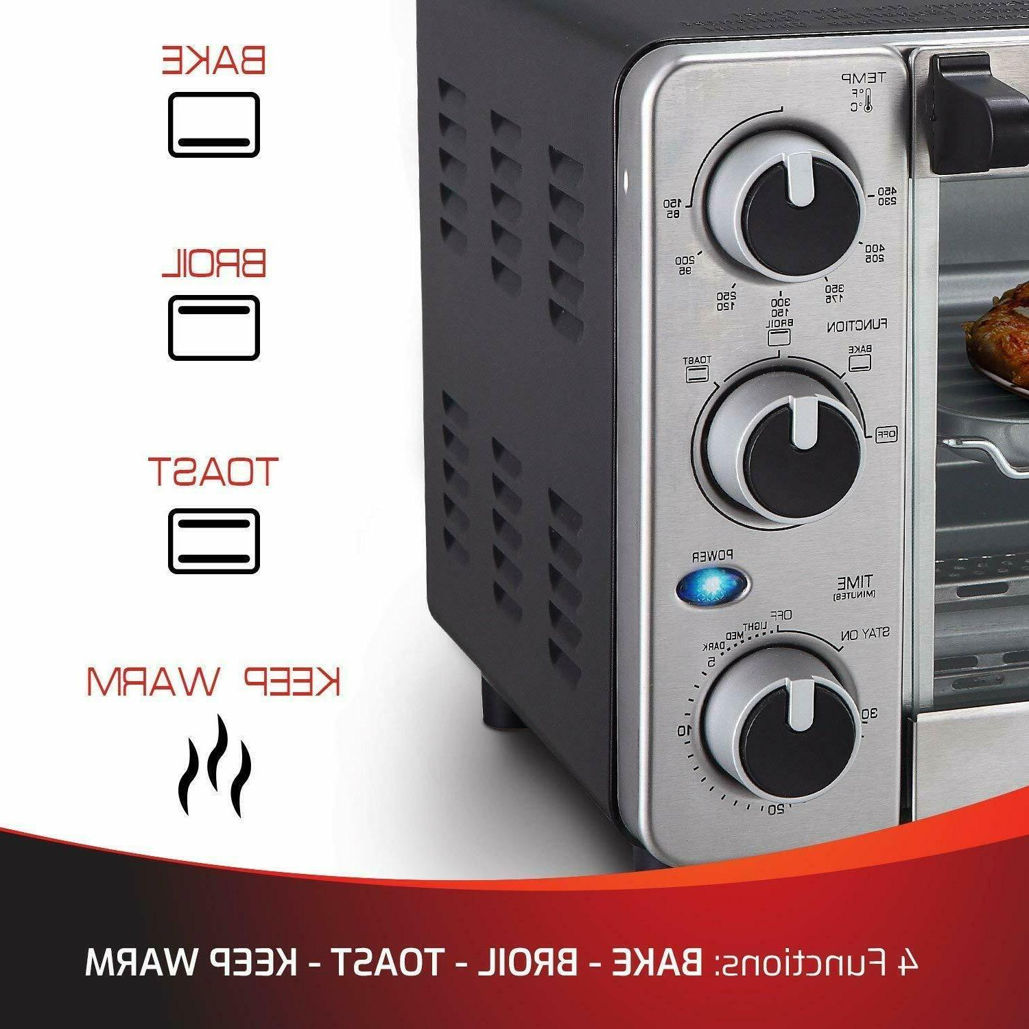 Toaster Oven With Toaster Oven Stainless