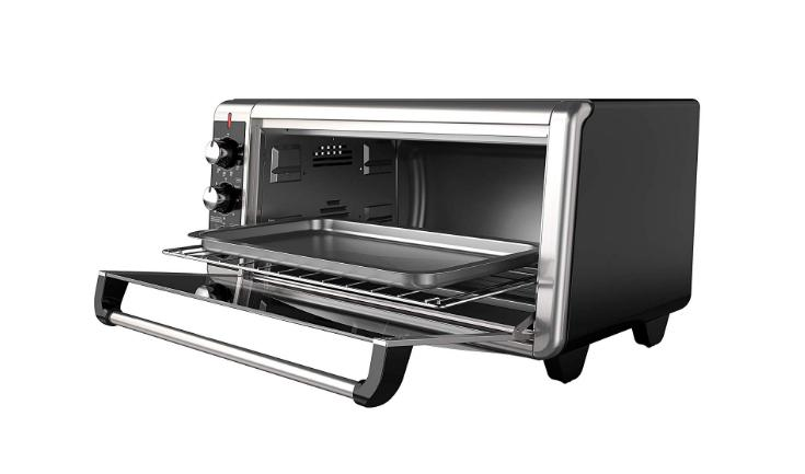 Toaster Black Decker Wide Convection