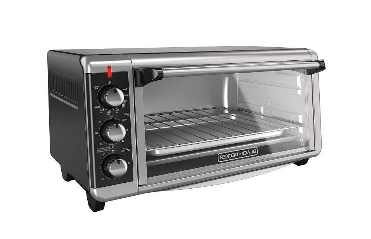 toaster oven black decker to3250xsb 8 slice