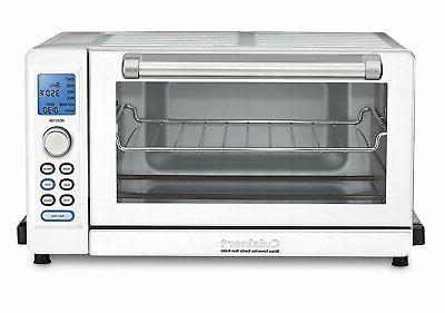 Cuisinart Toaster Oven Deluxe Broiler