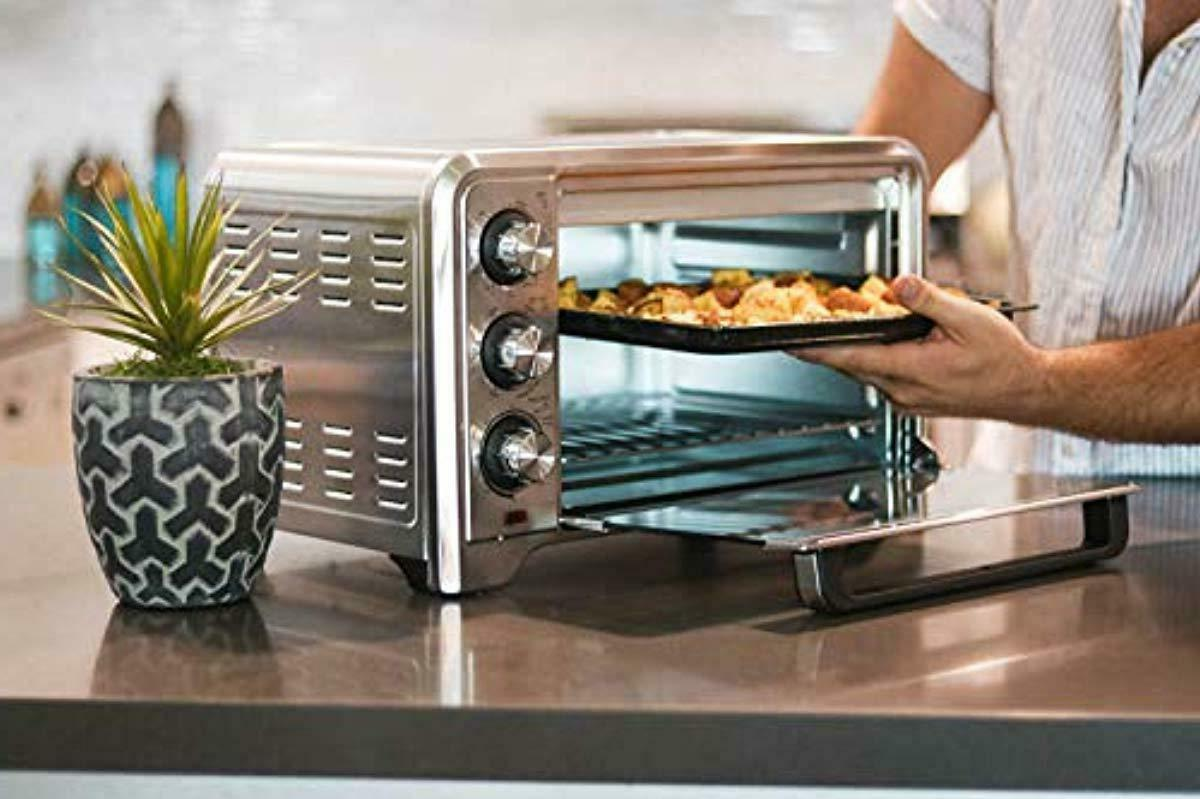 Chefman Toaster Countertop Convection Control