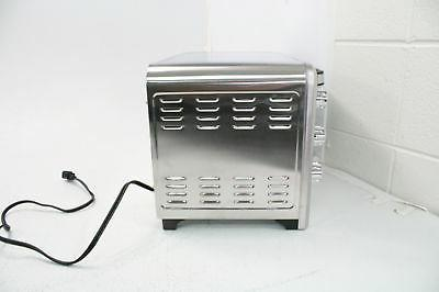 Chefman Countertop Convection Stainless Temperature