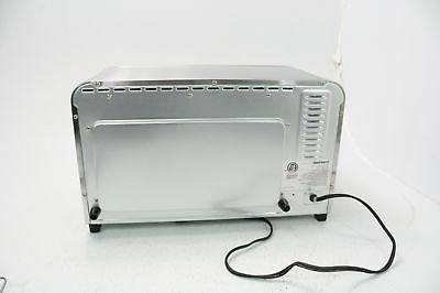 Chefman Toaster Convection Temperature