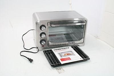 toaster oven countertop convection stainless steel variable