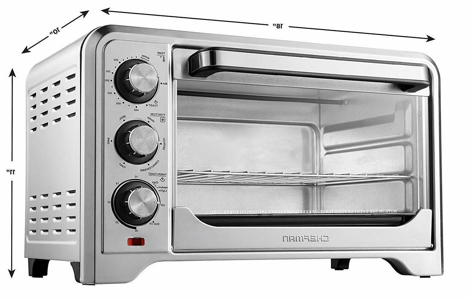 Chefman Convection Variable