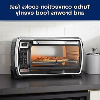 Oster Toaster Oven 6-Slice Capacity,