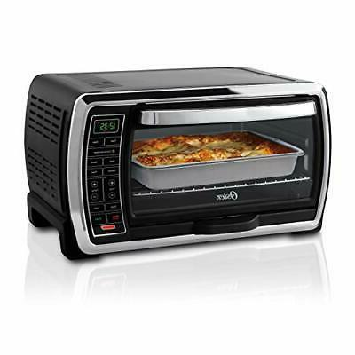 toaster oven digital convection oven large 6