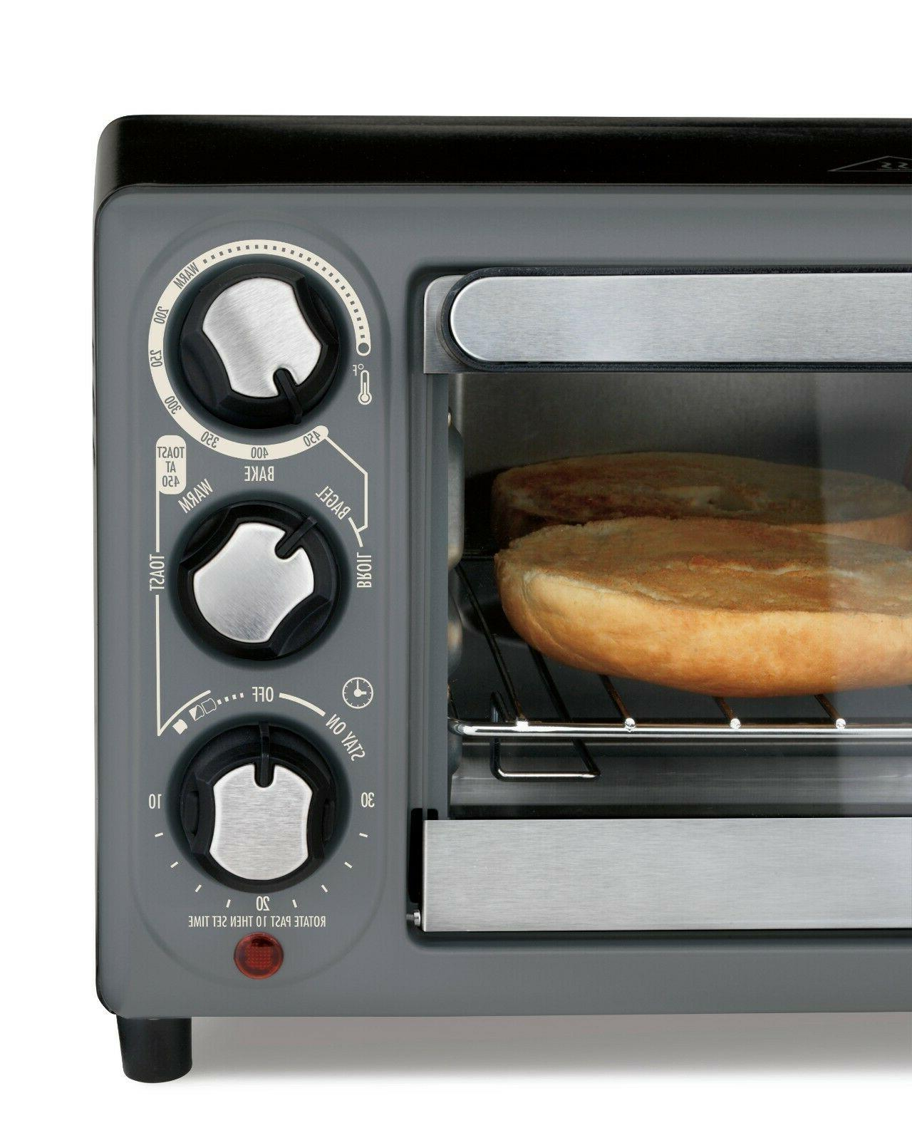 Toaster Prime RV Oven Microwave Countertop