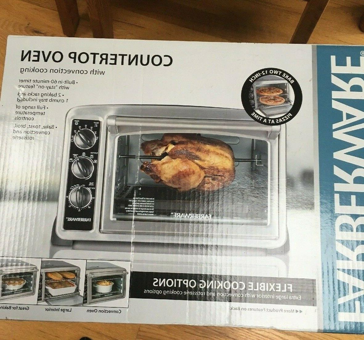 toaster rotisserie convection oven 103738 counter top