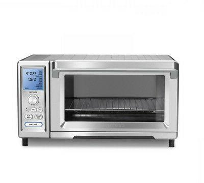 Cuisinart TOB-260N1 Chefs Convection Toaster Appl