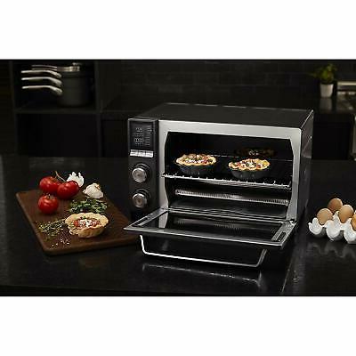 Calphalon TSCLTRDG1 Heat Countertop Toaster Stainless Steel,