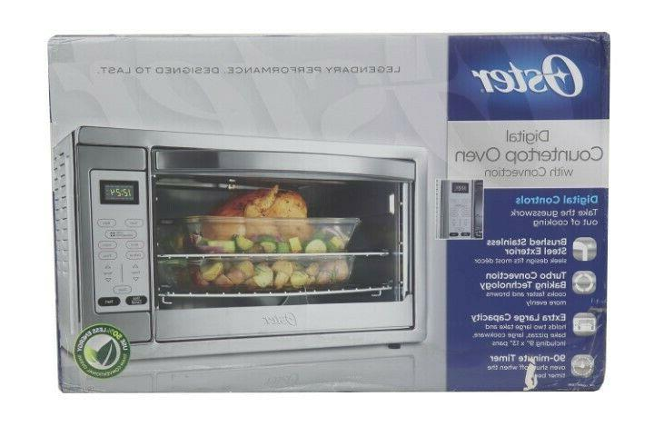tssttvdgxl extra large digital convection countertop oven