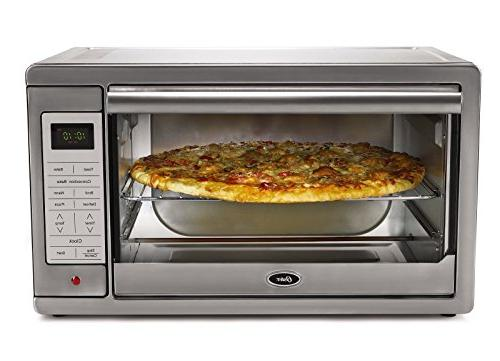 Oster TSSTTVXLDG Extra Large Digital Convection Toaster Oven