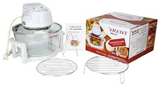 Turbo Oven Air Bake Grill Roast